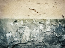Grunge plaster wall background Stock Photos