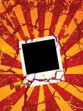 Grunge polaroid Stock Photos