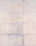 Grunge polka dot background stock photos