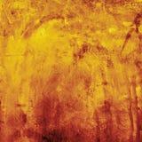 Grunge pomarańczowy tło Halloween i dziękczynienie tekstura Zdjęcie Stock