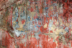 Grunge poster board. The Old Grunge bulletin board Royalty Free Stock Photography