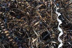 grunge przekrojowego spirali zdjęcie royalty free