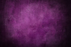 Grunge purple background or texture. With dark vignette borders Royalty Free Stock Photography
