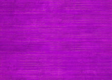 Grunge purple ribbed wood background Stock Images
