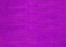 Grunge purple ribbed wood background Stock Images