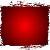 grunge rabatowa czerwień Obrazy Royalty Free