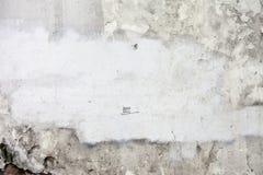 Grunge rachou o muro de cimento Foto de Stock
