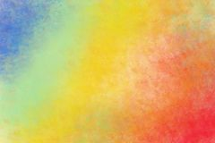 Grunge raimbow background Royalty Free Stock Image