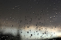 Grunge rainy droplet background Stock Photos