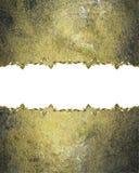 Grunge rama z antykwarską dekoracją Element dla projekta Szablon dla projekta odbitkowa przestrzeń dla reklamy broszurki lub zawi Fotografia Royalty Free