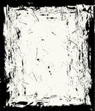 grunge ramowa tekstura Zdjęcie Royalty Free