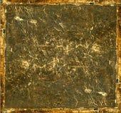 grunge ramowego skórzany zdjęcie Zdjęcia Royalty Free