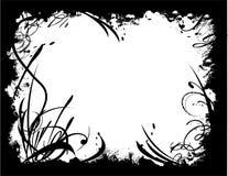grunge ramowy ilustracji