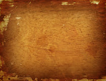 grunge ramowy drewno Fotografia Royalty Free