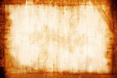 grunge ramowy zdjęciu roczne Zdjęcia Stock