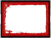 Grunge Rand Lizenzfreies Stockbild