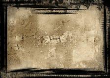 Grunge Rand Stockbilder