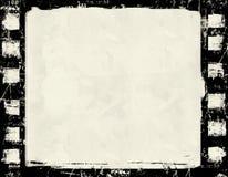 Grunge Rand Stockfoto