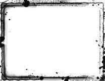 Grunge Rand Lizenzfreies Stockfoto