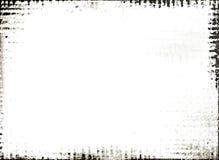 Grunge Rand Stockbild