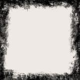 Grunge Rand-Hintergrund Lizenzfreies Stockbild
