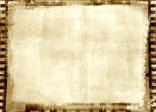 Grunge Rand und Hintergrund Lizenzfreies Stockbild