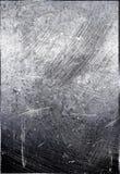 Grunge rasguñado del metal Fotografía de archivo libre de regalías