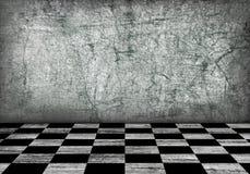 Grunge Raum Stockfoto