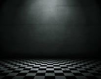 Grunge Raumhintergrund Stockbilder