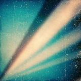 Grunge rays background Stock Images