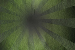 Grunge Rays - Green Stock Photos