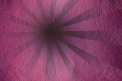 Grunge Rays - Pink Stock Photography