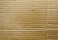 Grunge recycled cardboard texture Stock Photo