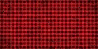 Grunge red abstract mosaic background. Illustration Stock Images