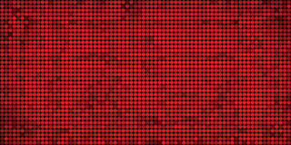 Grunge red abstract mosaic background Royalty Free Stock Image