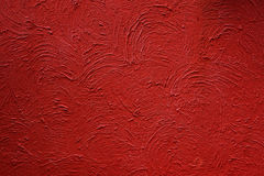 Grunge red background texture Stock Photography