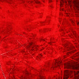 Grunge red background texture - dark red valentine`s day backdro Royalty Free Stock Photos