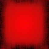 Grunge red background Stock Photo