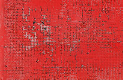 Grunge red background of vintage painted surface royalty free stock photos