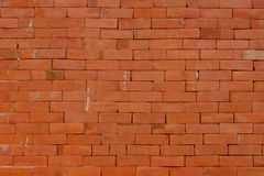 Grunge red brick wall background royalty free stock photo