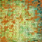 Grunge Red Brick Wall Royalty Free Stock Photo