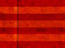 Grunge red and orange background Stock Photo