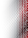 Grunge red tire brochure background Stock Images