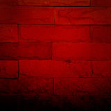 Grunge red wall Royalty Free Stock Image