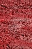 Grunge Red wall background Royalty Free Stock Images