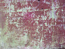 Grunge red wall texture. Red grunge cement wall, textured background Royalty Free Stock Photo