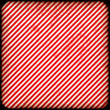 Grunge Red and White Stripes. Illustration of grunge red and white stripes with burned edges Stock Photos