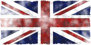 Grunge Reino Unido ilustração stock
