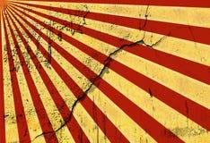 Grunge retro background. Grunge old retro background illustration Stock Photo