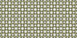 Grunge retro dot pattern background. Kaleidoscopic orient popular style Royalty Free Stock Images